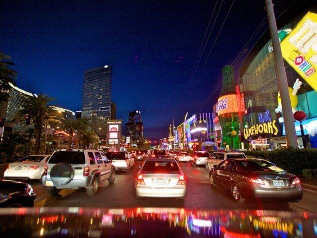 Melhores locadoras de carro em Las Vegas