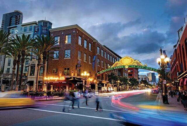 Melhores locadoras de carro em San Diego