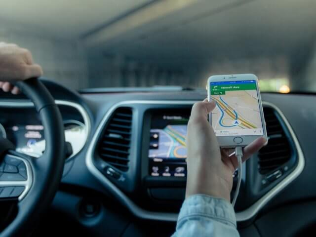 Dicas do GPS ao alugar um carro nos Estados Unidos
