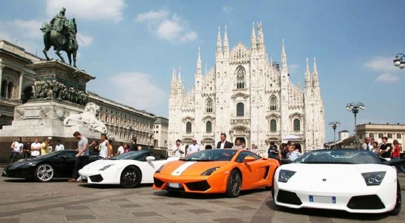 Melhores locadoras de carro da Itália