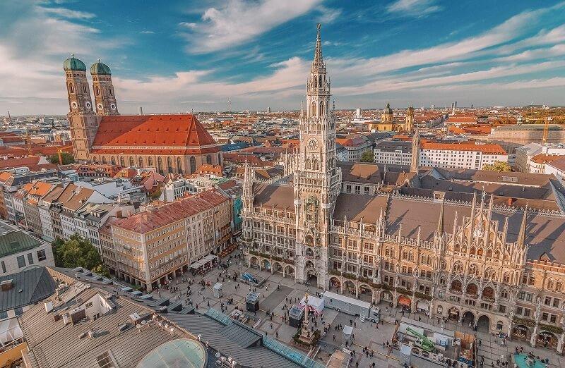 Aluguel de carro em Munique: Economize muito