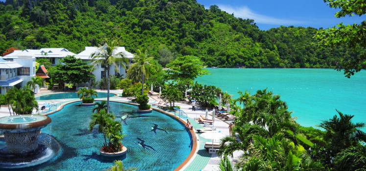 Hotel na Tailândia