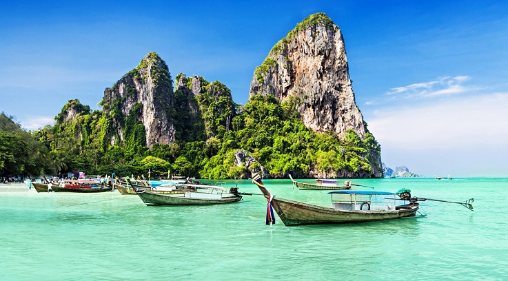Beleza da Tailândia