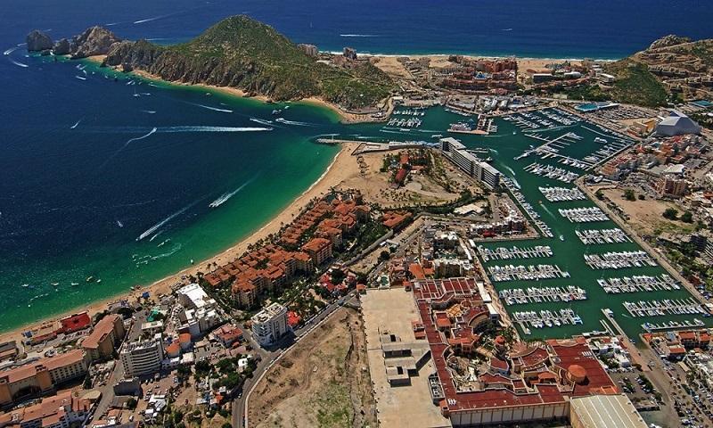 Visual de Cabo San Lucas