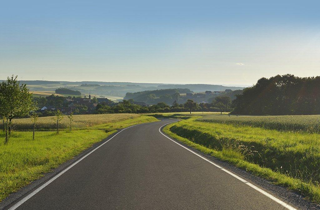 Estradas na Áustria