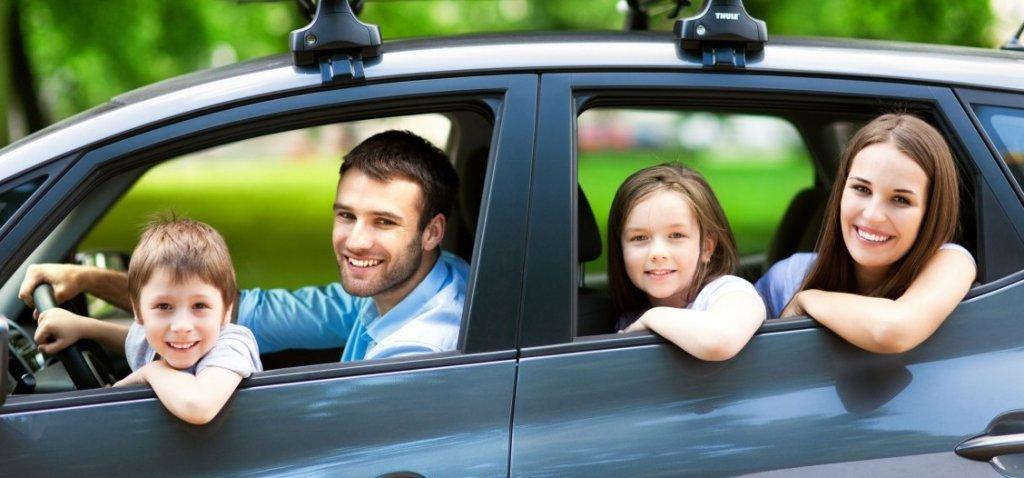 Aluguel de carro em Piracicaba - Família
