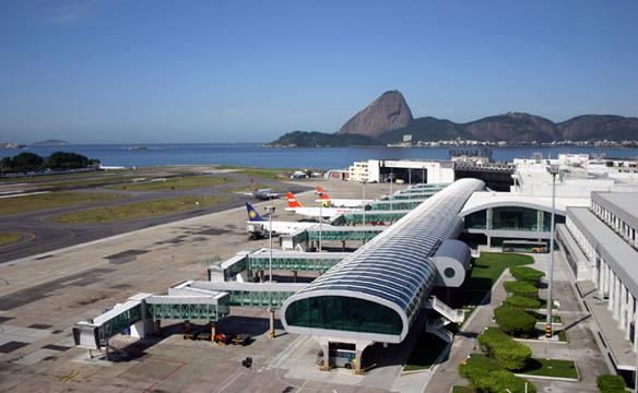 Aluguel de Carro no Aeroporto Santos Dumont RJ