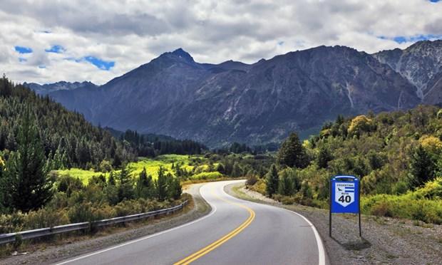 Estradas na Argentina