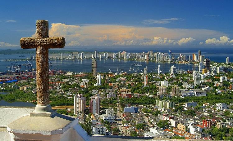 Aluguel de carro na Colômbia - Cartagena
