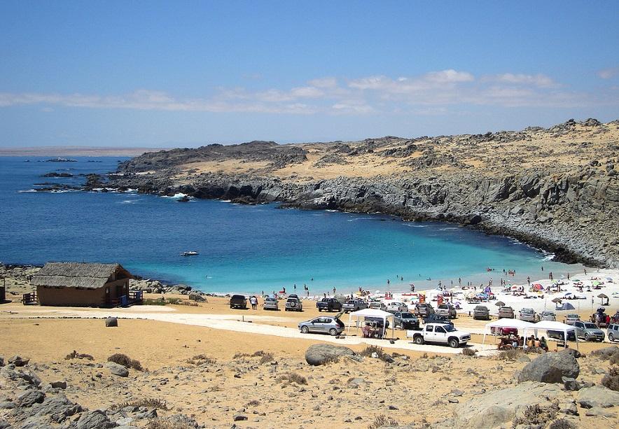 Aluguel de carro Antofagasta