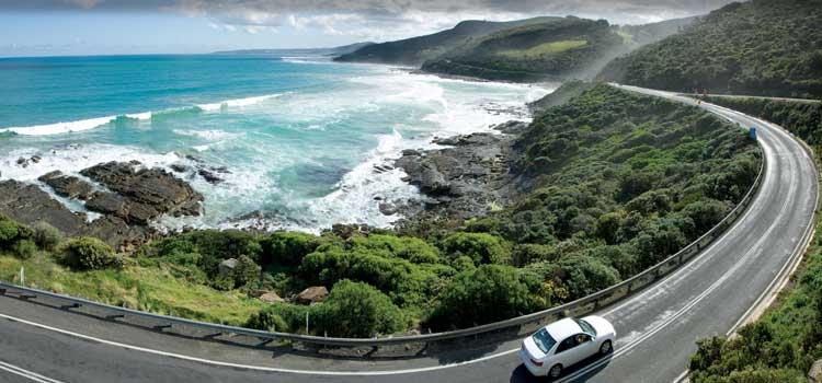 Aluguel de carro em Cairns Austrália - Estradas